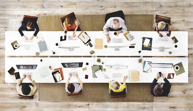 4 segredos para um ambiente de trabalho conectado