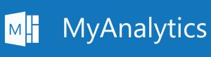Logotipo do Microsoft MyAnalytics