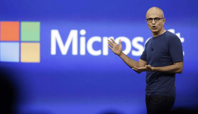 Como a Microsoft voltou a ser a maior empresa do mundo